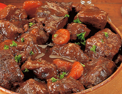 french style beef or lamb stew a classic french daube. Black Bedroom Furniture Sets. Home Design Ideas